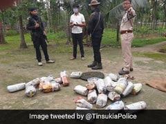Assam Police Step Up War On Drugs, Over 1,000 Peddlers Arrested In May