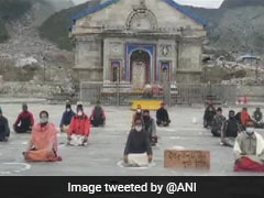 Kedarnath Priests Continue Sit-In Protest To Disband Devasthanam Board