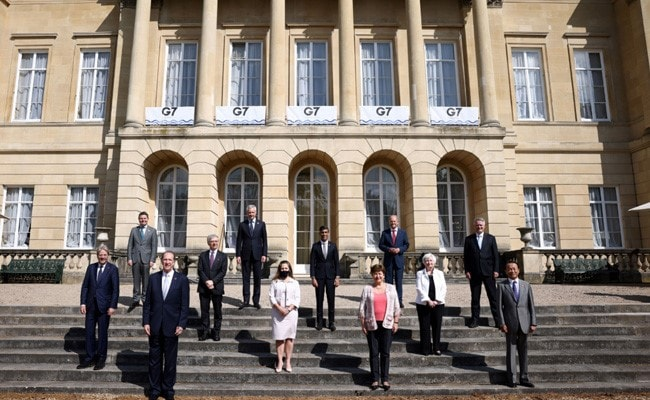 G7 Commits To 'At Least 15% Global Minimum Corporate Tax'