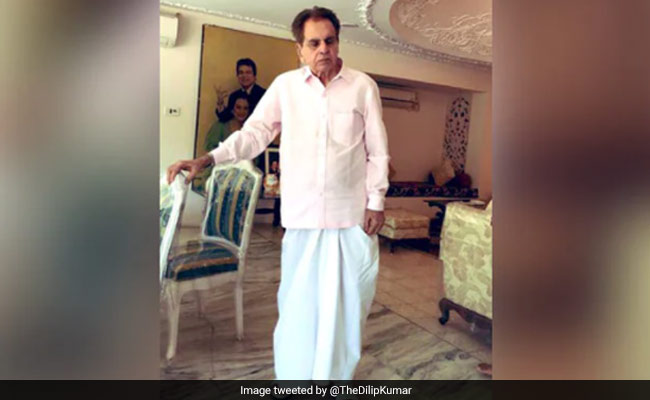 Dilip Kumar, 98, Taken To Hospital Again After Complaining Of Breathlessness