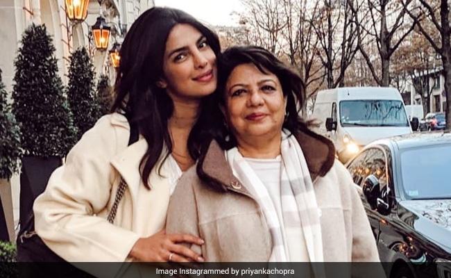 'Missing Our Ritual,' Priyanka Writes In Birthday Wish For Mom Madhu Chopra
