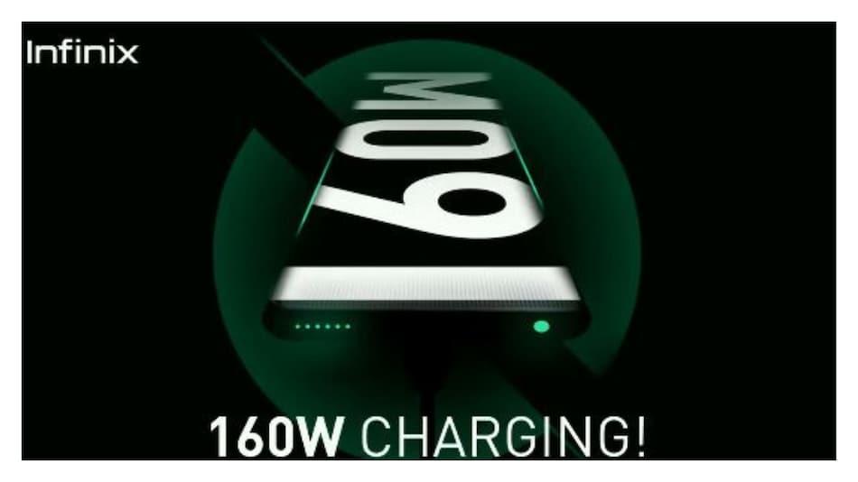 160W चार्जिंग सपोर्ट के साथ लॉन्च होगा Infinix का नया फोन, कंपनी ने टीज़ कर दी जानकारी