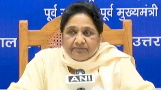 Only Engaged In Factionalism, Conflict: Mayawati Slams Punjab Government