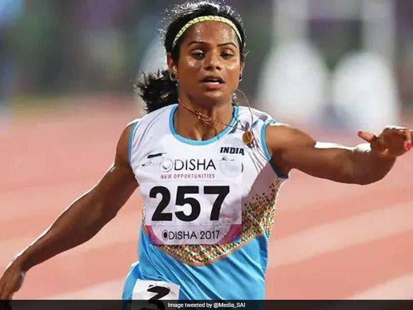 Tokyo Olympics: Sprinter Dutee Chands Mom Lights Eternal Lamp For Daughters Success