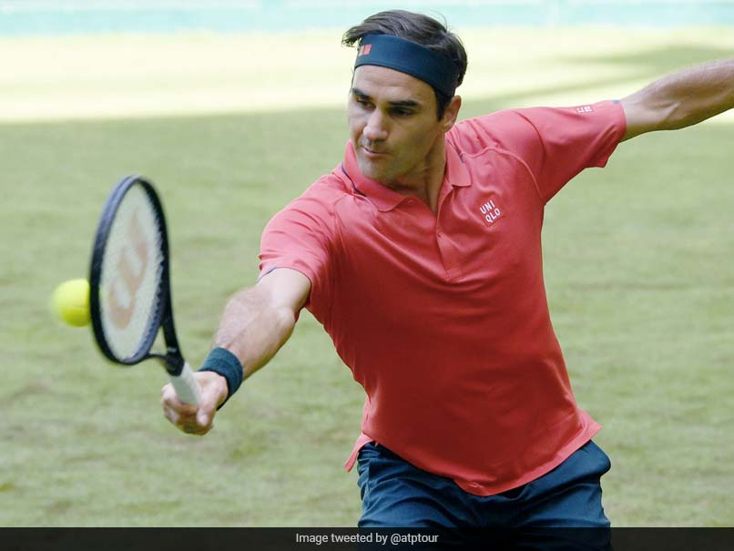 Roger Federer enters the second round Halle |  Tennis news