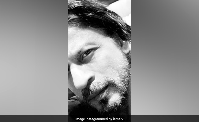 """""""Time Now For A Trim And To Get Back To Work"""": Shah Rukh Khan In New Post"""