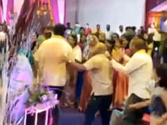 BJP MLA Accused Of Hosting Wedding Party For Daughter Defying Covid Rules