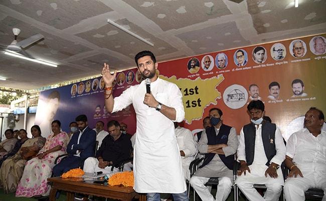 'We Stayed When Nitish Kumar Left': Chirag Paswan's Reminder For BJP