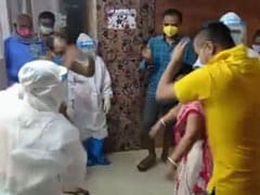 Watch: Assam Doctors, Hospital Staff Cheer Up Patients With Folk Dance