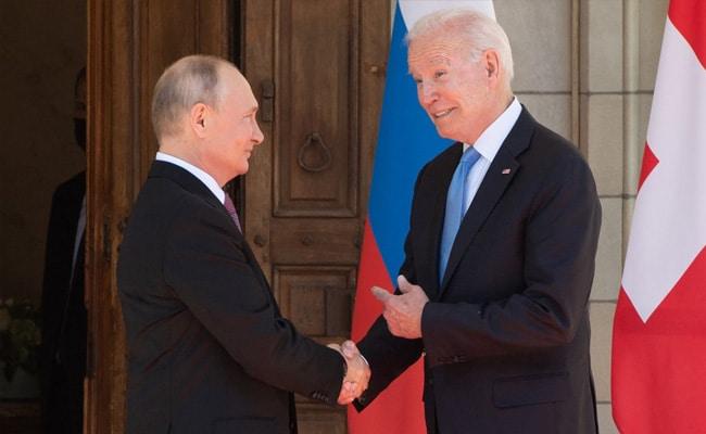 Moscow Hails Vladimir Putin, Joe Biden's Commitment To Arms Control