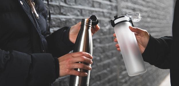 5 Best Water Bottles To Keep Handy
