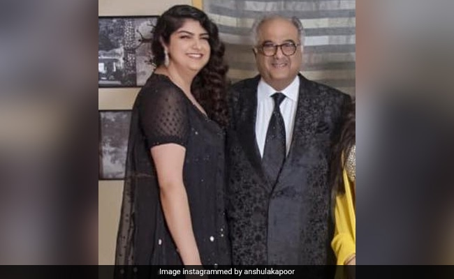 'Anshula Is Home And Healthy,' Says Boney Kapoor On Concern About Daughter's Health