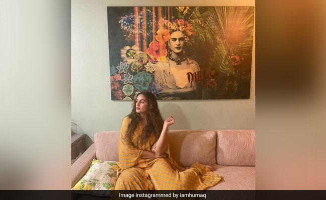 Inside Huma Qureshi's House - A Glimpse Of Her 'Favourite Corners'