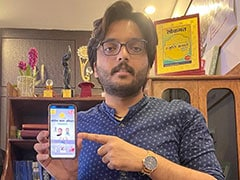 22-Year-Old Designs App To Fight COVID-19 In Rajasthan