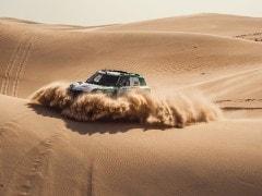 2022 Dakar Rally Joins FIA's Cross-Country World Championship