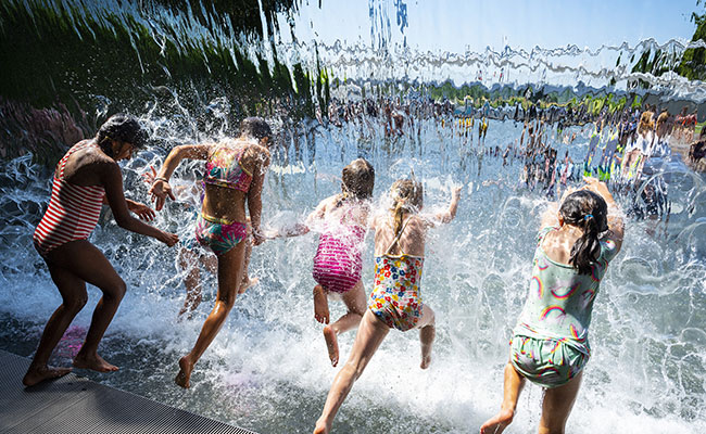 Canada Records All-Time High Temperature Of 49.5 Degrees