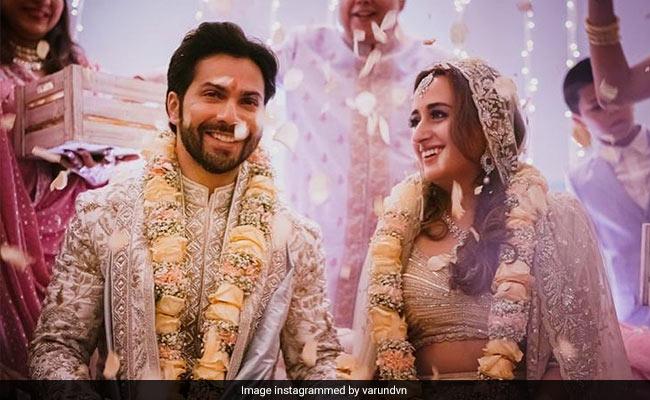 Varun Dhawan To Ariana Grande: Celebrities Who Got Married In 2021