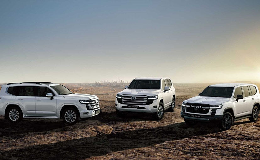 2022 Toyota Land Cruiser LC300: All You Need To Know