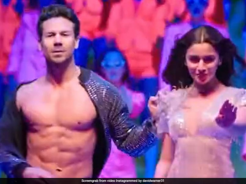 David Warner turns into Tiger Shroff on Instagram, wife Candice reacts watch video