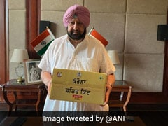 AAP Writes To Punjab Lokpal For Probe Into Alleged Irreguralities In Purchase Of Covid 'Fateh' Kits