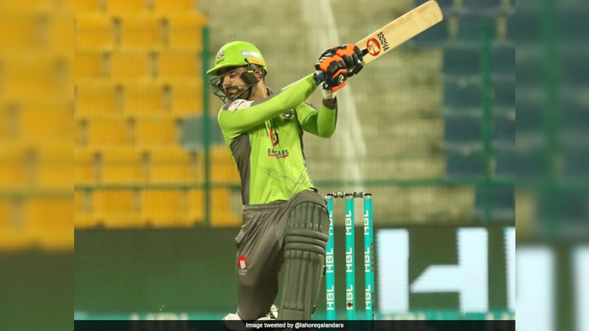 PSL: Mindset didn't have big shots to play, instead of finding gaps, Lahore Qalanders 'Rashid Khan says after beating Islamabad United |  Cricket News
