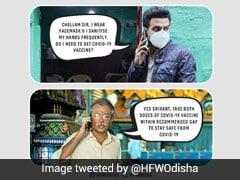 "Odisha Health Department's <i>The Family Man</i> ""Minimum Guy"" Tweet On Vaccine"