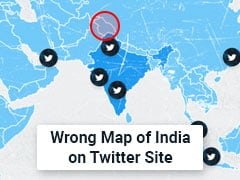 Twitter Drops Incorrect India Map From Its Website Amid Calls For Action