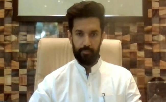 Chirag Paswan Disapproves Of Proposed Population Control Law