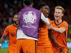 Euro 2020: Denzel Dumfries Gives Netherlands Dramatic Win Over Ukraine