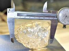"""Botswana Says Found World's """"Third Largest Diamond"""""""