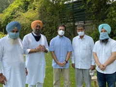"""""""Joining Kejriwal A Mistake"""": AAP's Punjab Ally Merges With Congress"""