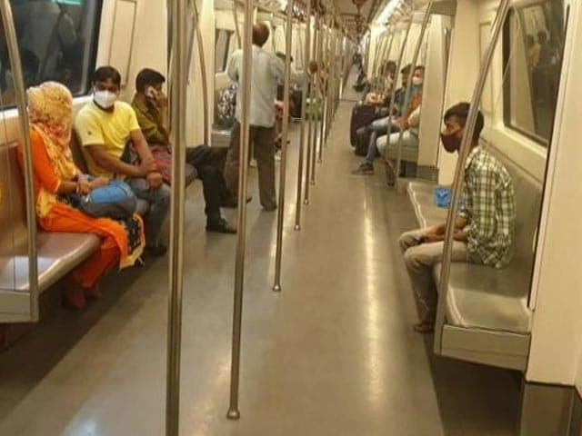 Video : Delhi Metro Resumes, Commuters Relieved About Safety Measures