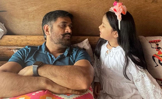 In Pics: MS Dhoni's Himachal Vacation With Sakshi And Ziva