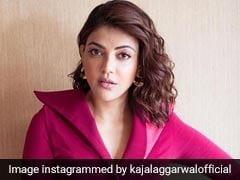Kajal Aggarwal Is Such A Boss Babe In A Chic Skirt Suit, She Didn't Wait For Wednesdays To Wear Pink