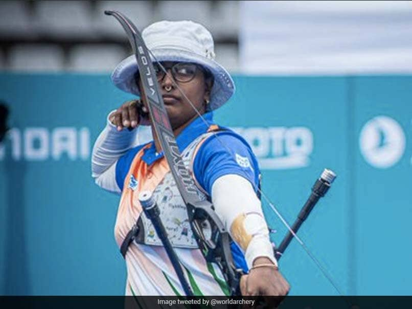Deepika Kumari To Top World Rankings After Hat-Trick Of Gold Medals In World Cup
