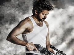 """Trending: Vijay Is A Gun-Wielding <I>Beast</i> In """"Thalapathy 65"""" First Look Poster"""