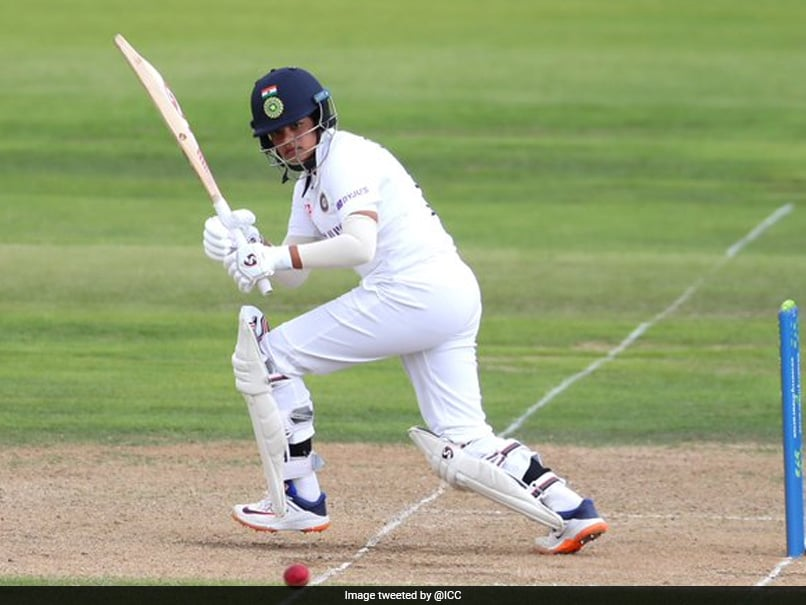 Indias Shafali Verma Becomes Youngest Woman To Hit Two Half-Centuries In Debut Test