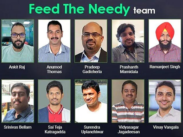 Video : 10 Techies From Hyderabad Are Easing Covid Suffering. Here's How
