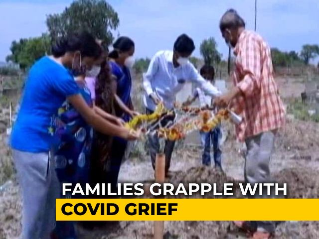 Video : Maharashtra Families Grapple With Covid Grief