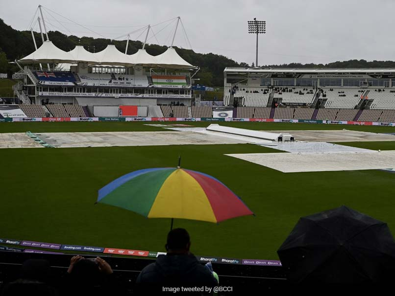 India vs New Zealand WTC Final, Day 4, Highlights: No Action On Day 4 As Rain Plays Spoilsport In Southampton