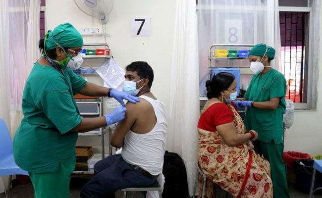 Over 25 Crore Free Covid Vaccine Doses Given To States: Centre