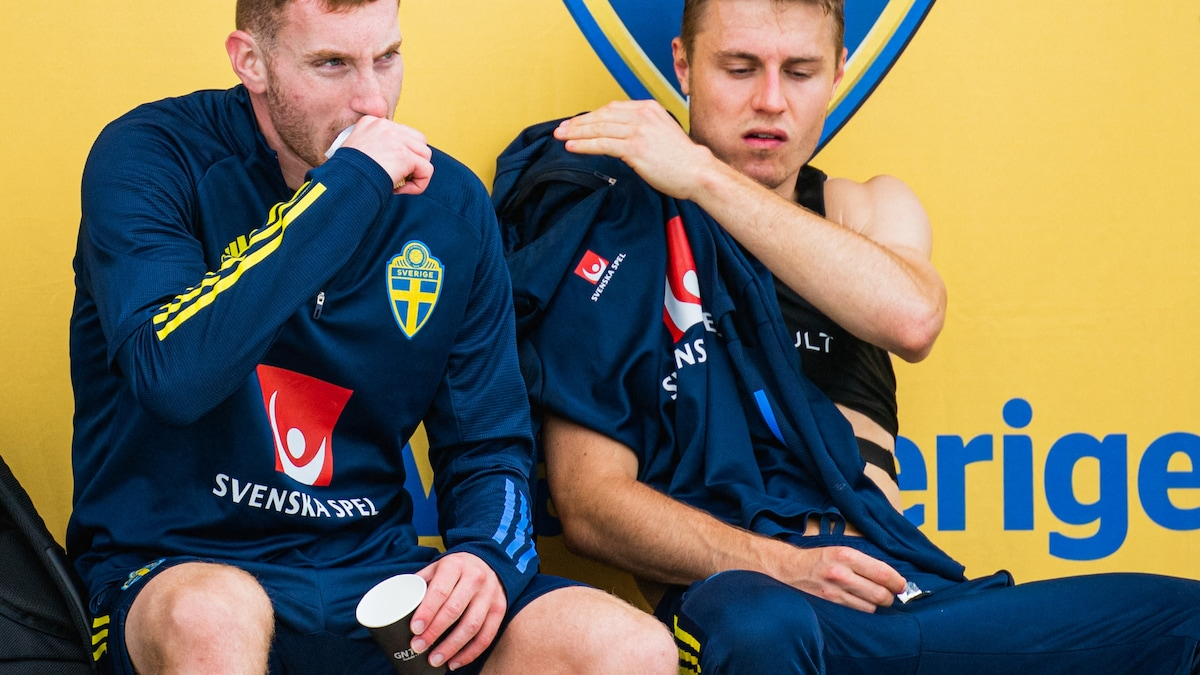 Euro 2020: Two Swedish players test positive for COVID-19    Football news