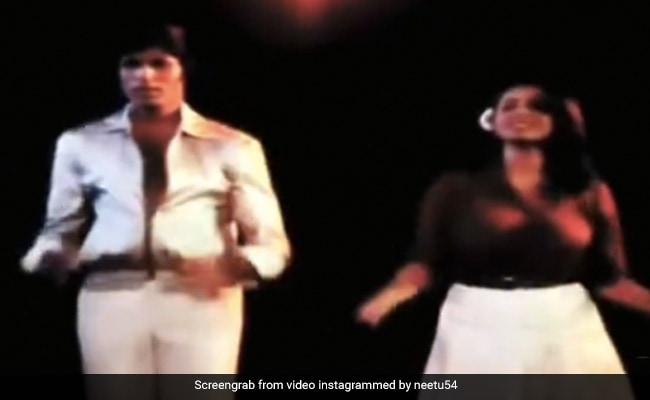 ICYDK: Neetu Kapoor Choreographed This Yaarana Sequence Featuring Amitabh Bachchan