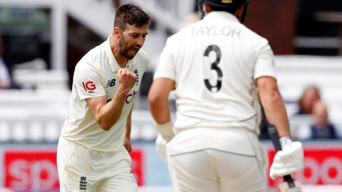 Eng vs NZ: Kilker News has achieved a slow rate over England in the Lord's First test