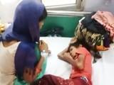 Video : UP Woman, 5 Children In Hospital In Hospital Battling Hunger For 2 Months