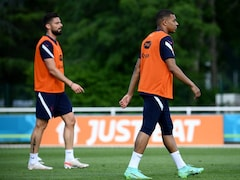 """Euro 2020: Kylian Mbappe """"Affected"""" By Olivier Giroud Criticism But Keen To Move On"""