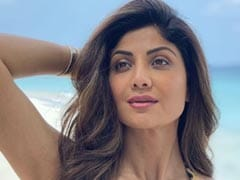 """""""Are You Even Ageing?"""": Birthday Girl Shilpa Shetty, 46, Gets Adorable Wish From Husband Raj Kundra"""