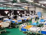 Video : Assam Turns Football Stadium Into 300-Bed Covid Hospital In 20 Days