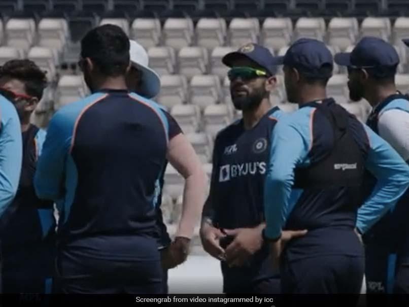 "WTC Final: Team India ""Fine-Tune"" Their Skills Ahead Of World Test Championship Final vs New Zealand. Watch"