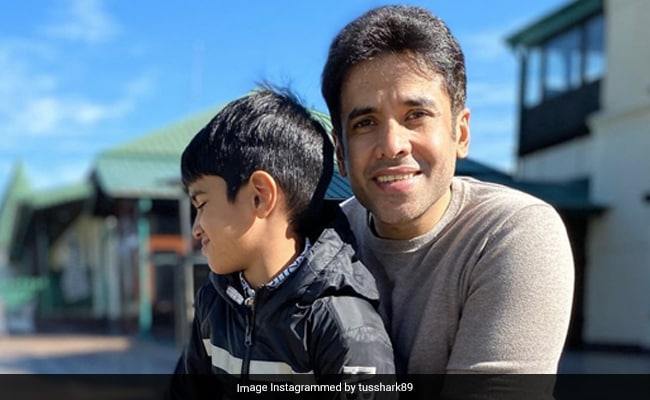 'Will Not Share My Son With Anybody In The World Right Now': Tusshar Kapoor On Marriage Plans